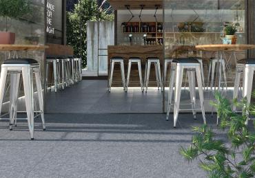 Street Café Stone