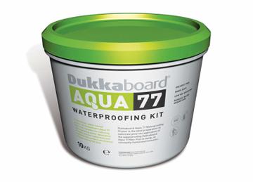 Dukkaboard Aqua 77 Waterproofing