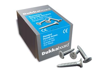 Dukkaboard Fixings & Accessories