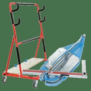 Manual Cutters & Handling