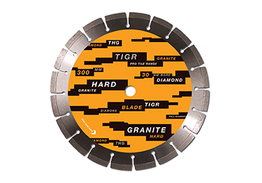 TIGR Diamond Blades