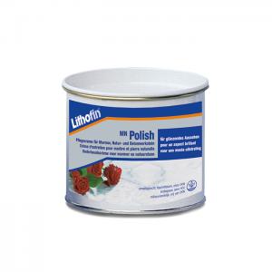 Lithofin MN Black Polish Cream - 500ml