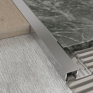 Atrim Stainless Steel Bridge Profile