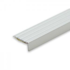 Progress Self Adhesive Anodised Aluminium Stair Nosing - 2.7m