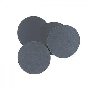 Silicon Carbide Paper Discs - Plain