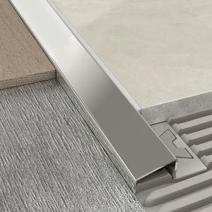 Atrim Stainless Steel Transition Profile