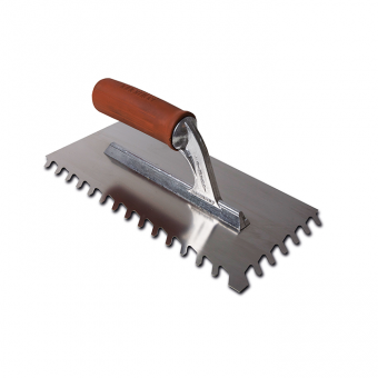 Raimondi Slanted Notch Trowel