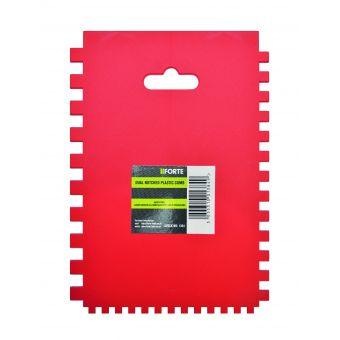 FORTE Adhesive Comb Plastic 6 / 8mm