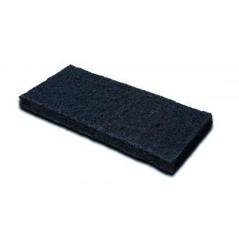 Black Scrubbing Pad