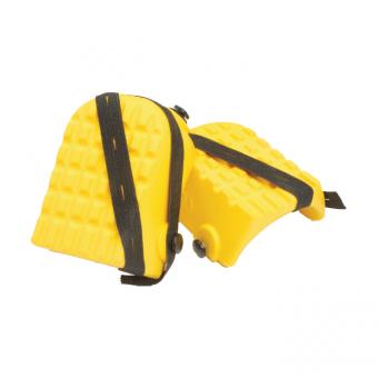 FORTE Kneepads Yellow Soft