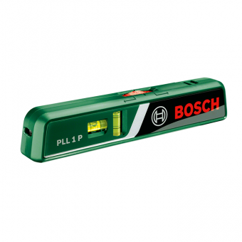Bosch PLL 1 P Laser Spirit Level