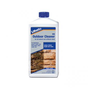Lithofin MN Outdoor Cleaner - 1l