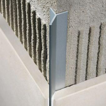 Atrim Aluminium Mitre Edge - 2.7m