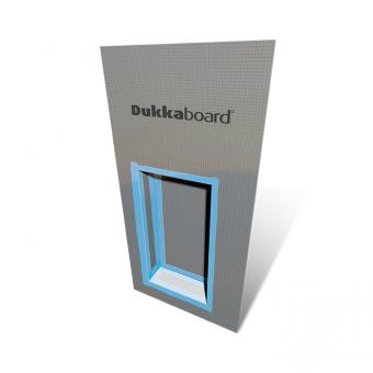 Dukkaboard Recess-Panel - Single - 1200x600mm