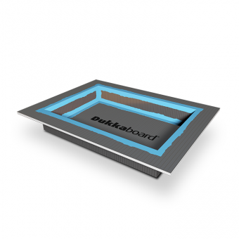 Dukkaboard Recess-Panel - Single - 800x600mm