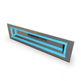 Dukkaboard Recess-Panel - Single - 1200x300mm