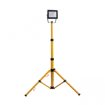Multi-X SiteForce LED Tripod Work Light