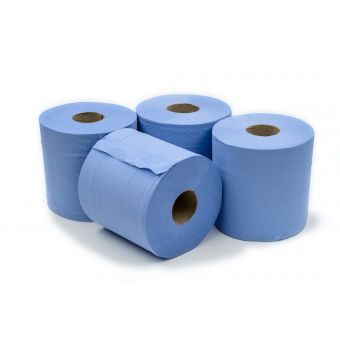 Blue Towel Rolls
