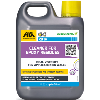 Fila CR10 Epoxy Residues Cleaner - 1L