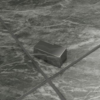 Atrim Aluminium Cubec Corner Pieces
