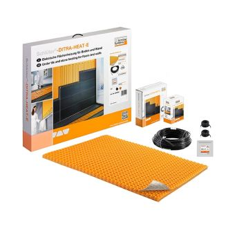 Schluter DITRA-HEAT-DUO – Underfloor Heating Kits