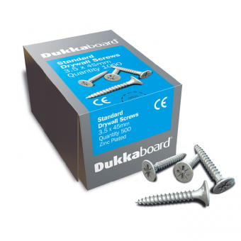 Dukkaboard Fixing Screws
