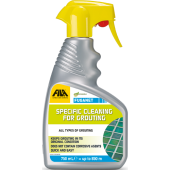Fila Fuganet Grout Cleaner 750ml