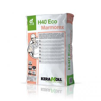 Kerakoll H40 Eco Marmorex - White
