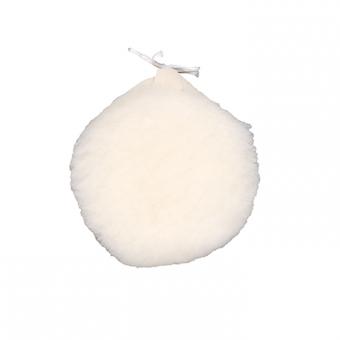 Velcro Lambswool Bonnet