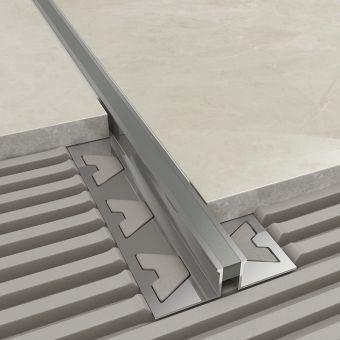 Atrim Aluminium Removable Insert Movement Joints - 2.5m
