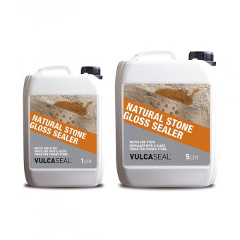 Vulcaseal Natural Stone Gloss Sealer