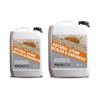 Vulcaseal Natural Stone Sealer & Enhancer
