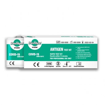 Panodyne Antigen Rapid Covid-19 Test Kits