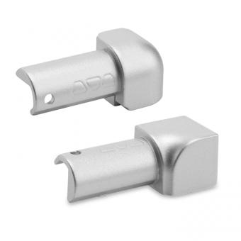Schluter Stainless Steel RONDEC Corner Pieces