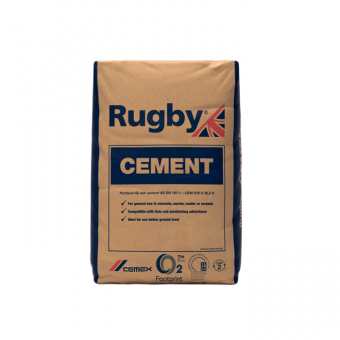 Rugby Portland Cement - 25kg
