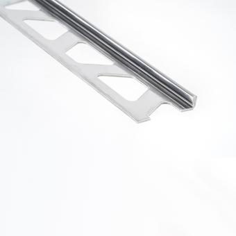 Schluter Stainless Steel Schiene - 2.5m