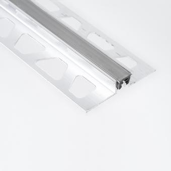 Schluter Aluminium DILEX-KS Movement Joints - 2.5m