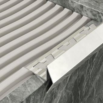 Atrim Stainless Steel Step Profile