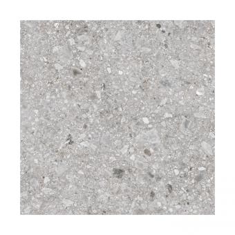 Street Cafe Stone - Light Grey - 600x600mm