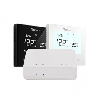ThermoSphere Wireless Single - Thermostat & Hub