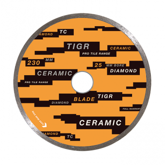 TIGR TC Diamond Blade