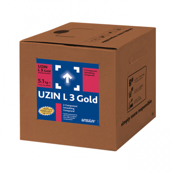 Uzin L3 Gold Moisture Control System - Liquid