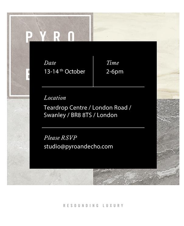 Pyro + Echo