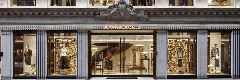 Dolce & Gabbana on Old Bond Street use KeraKoll Adhesives