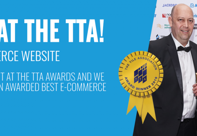 Trimline Scoops Best E-Commerce Website Award!